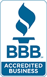 New Bern, NC Pawn Shop BBB Accreditation Logo Image - Town Pawn